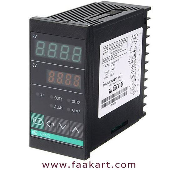 Picture of RKC CH402 Digital PID Temperature Controller