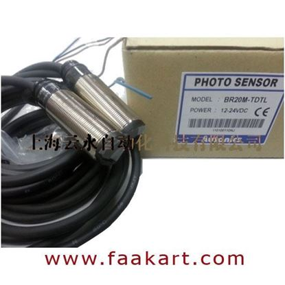 Picture of BR20MTDTL Autonics Photoelectric Sensor