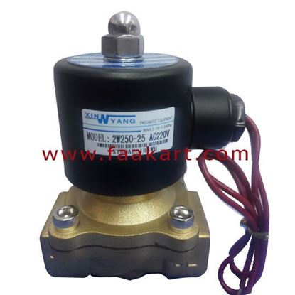 "Picture of 2W250 25 SOLENOID VALVE 1"" SIZE"