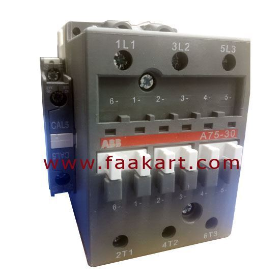Picture of A75-30-11 ABB Contactor