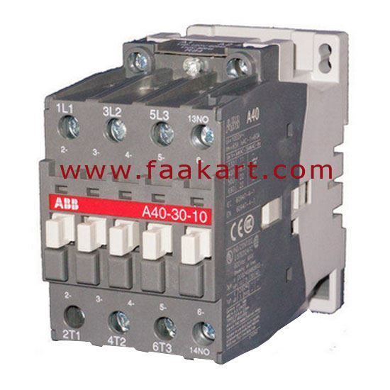 Picture of A40-30-10  ABB Contactor