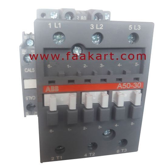 Picture of A50-30-11  ABB Contactor