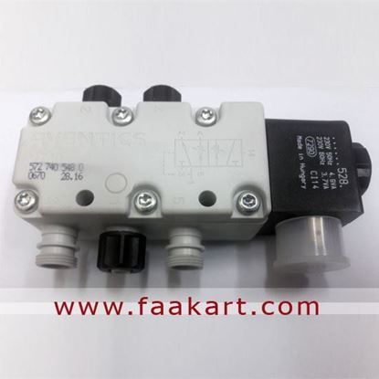 Picture of V740-5/2AR  Aventics Pneumatic Directional Valve 5727405480