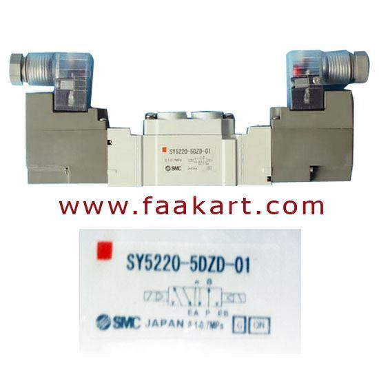 Picture of SMC SY5220-5DZD-01 Directional Solenoid Valve