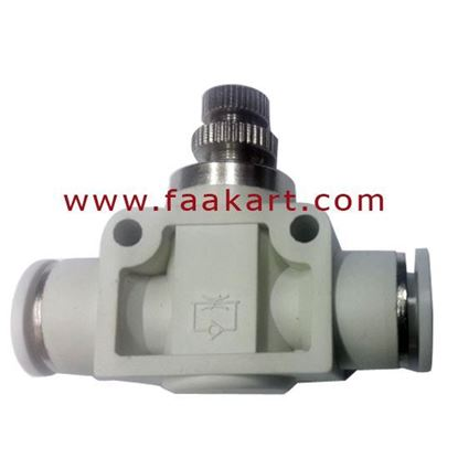 Picture of Flow /Speed Control Valve SPA 12MM Pneumatic