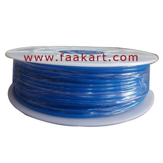 Picture of PU Tube 10X6.5mm-100Mtr Roll - Blue Colour