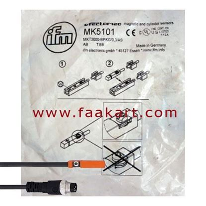 Picture of MK5101 - IFM Cylinder sensor/ Magnetic Position Sensor
