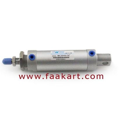 Picture of MAL 25X50 Double Acting Round Body Air Cylinder
