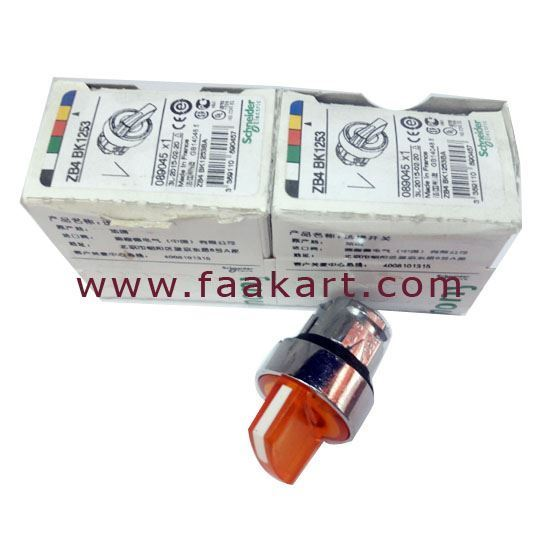 Picture of ZB4BK1253 - Schneider  Head for illuminated Selector Switch.