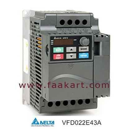 Picture of Delta VFD022E43A - VFD Inverter