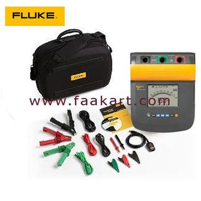 Picture of 1550C FLUKE - 5 kV Insulation Tester