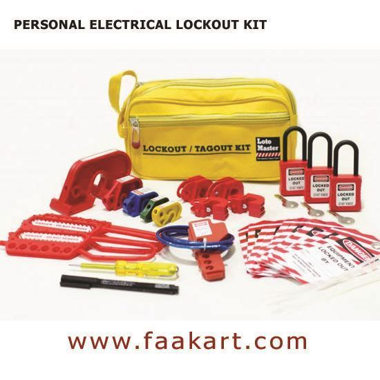 Picture of PERSONAL ELECTRICAL LOCKOUT KIT