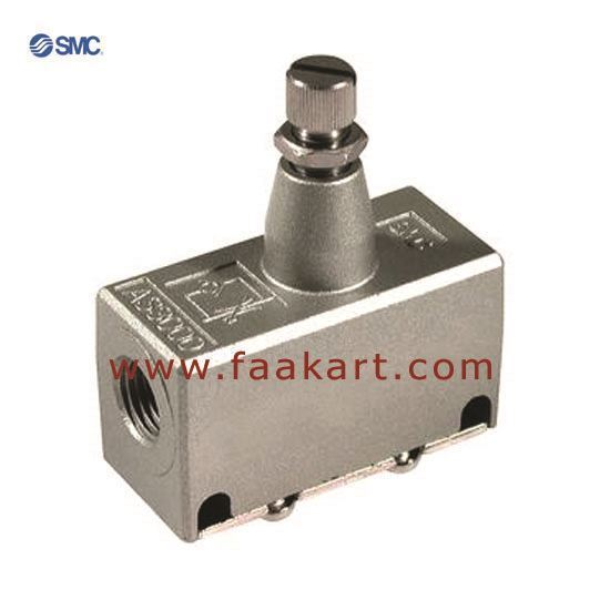 Picture of AS4000-04 SMC Flow Control Valve