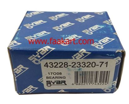 Picture of 43228-23320-71, SYBR NEEDLE BEARING