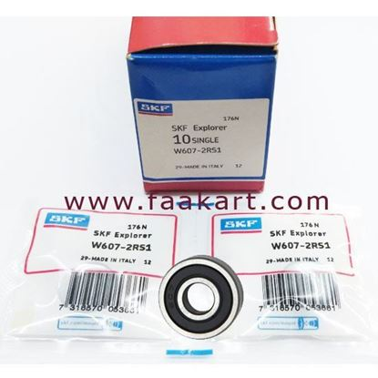 Picture of W607-2RS1- SKF Deep groove ball bearings