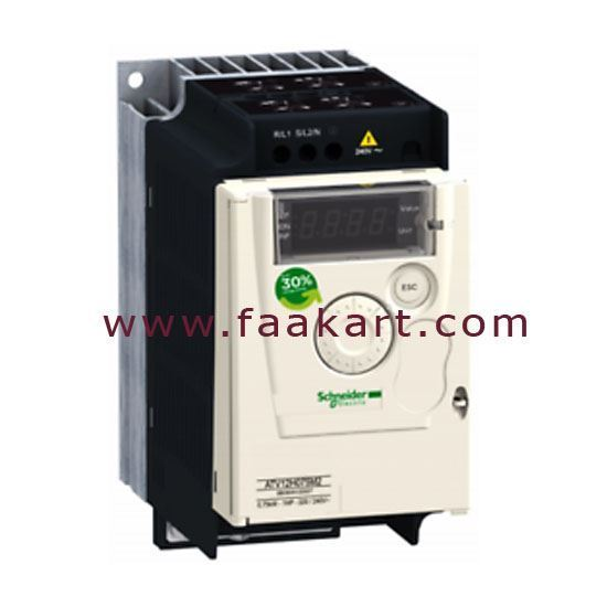 Picture of ATV12H018M2 Schneider Variable speed drives