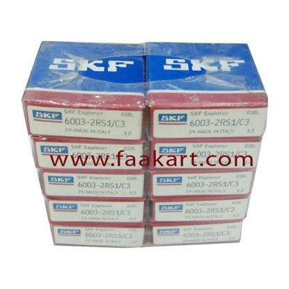 Picture of 6003-2RS1/C3 SKF Ball Bearing