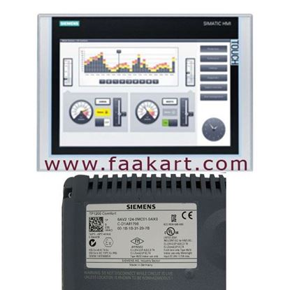 Picture of 6AV2124-0MC01-0AX0 - Siemens Touch Screen HMI Panel
