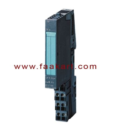 Picture of 6ES7138-4DA04-0AB0 - SIMATIC DP, Electronics module for ET 200S