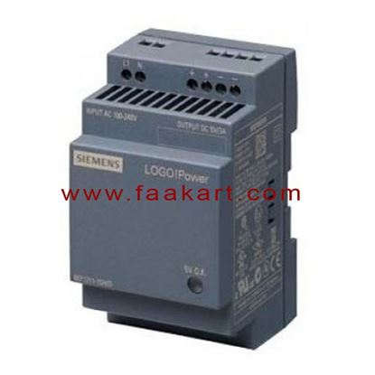 Picture of 6EP1331-1SH03 - Siemens LOGO!POWER 24 V/1.3 A Regulated power supply