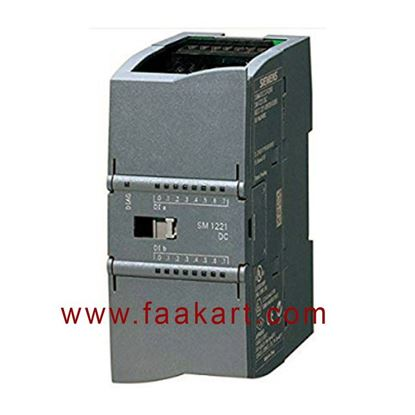 Picture of 6ES7221-1BH32-0XB0 - SIMATIC S7-1200, Digital input SM 1221, 16 DI, 24 V DC,