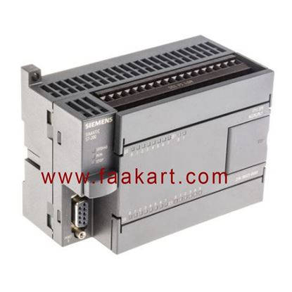 Picture of 6ES7214-1BD23-0XB0 - SIMATIC S7-200, CPU 224 Compact unit, AC power supply