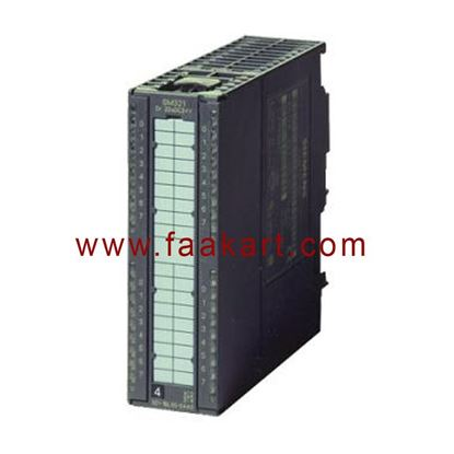 Picture of 6ES7321-1BL00-0AA0 -  SIMATIC S7-300, Digital input SM 321, Isolated 32 DI, 24 V DC
