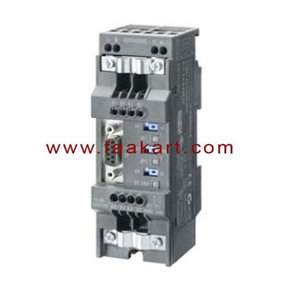 Picture of 6ES7972-0AA02-0XA0 - SIMATIC DP, RS485 repeater For connection of PROFIBUS
