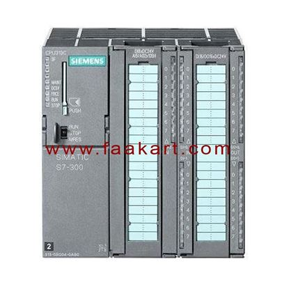 Picture of 6ES7313-5BG04-0AB0 - SIMATIC S7-300, CPU 313C, Compact CPU with MPI,