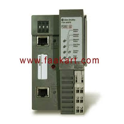 Picture of 1734-AENT Allen Bradley POINT I/O. EtherNet/IP Adapter