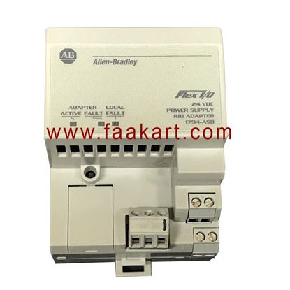 Picture of 1794-ASB Allen Bradley Remote I/O Adapter