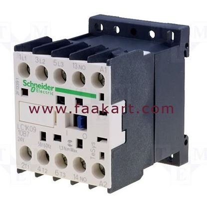 Picture of LC1K0910B7 - TeSys K contactor