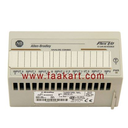 Picture of 1794-IE4XOE2 Allen Bradley FLEX I/O High-Density Analog Modules