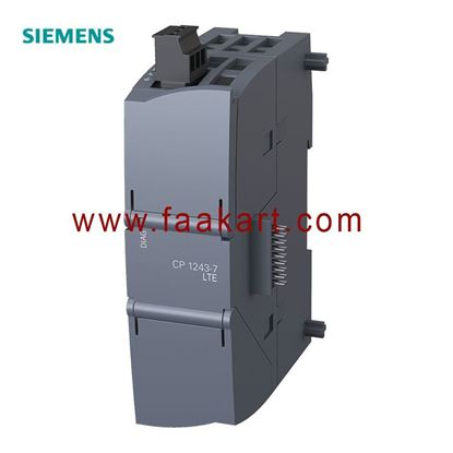 Picture of 6GK7243-7SX30-0XE0 - Siemens Simatic PLC communication modul