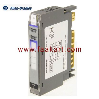 Picture of 1734-IJ Allen Bradley Point I/O, Incremental Encoder Module