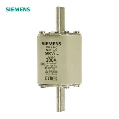 Picture of 3NA3140 Siemens 200A 1 NH Centred Tag Fuse
