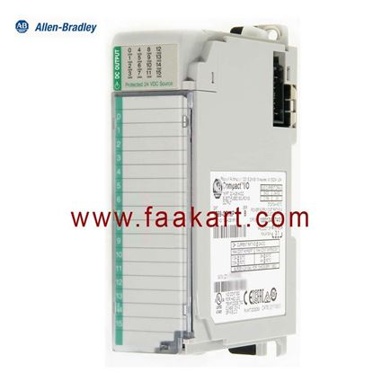 Picture of 1769-OB16P Allen Bradley I/O Module, 16-Point, Solid State