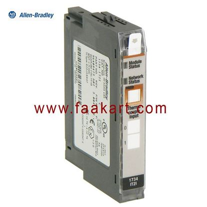 Picture of 1734-IT2I Allen Bradley I/O Thermocouple and RTD Modules