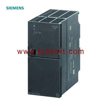 Picture of 6ES7307-1EA01-0AA0 - SIMATIC S7-300 Regulated power supply PS307