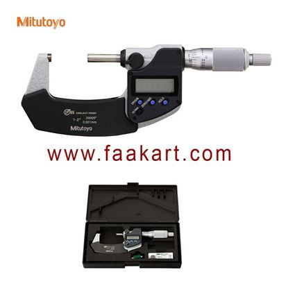 Picture of 293-341-30 Mitutoyo Outside Digital Micrometer, 1-2 ""