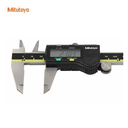 "Picture of 500-193 Mitutoyo Digital Caliper Range of 0-12""/ 300mm"