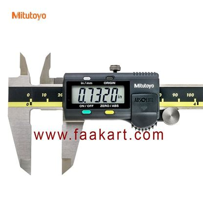 Picture of 500-197-20 Mitutoyo Digital Caliper Range 200mm (8in)