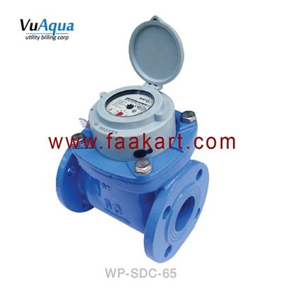 Picture of DN65 Woltmann Helix Water Meter