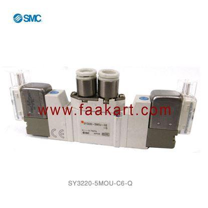 Picture of SY3220-5MOU-C6-Q  SMC Solenoid Valve