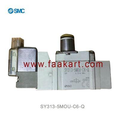 Picture of SY313-5MOU-C6-Q SMC Solenoid Valve
