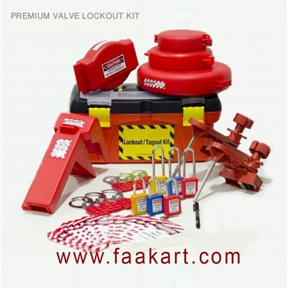 Picture of PREMIUM VALVE LOCKOUT KIT