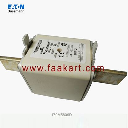 Picture of 170M5809D BUSSMANN SERIES  FUSE 450A 690V
