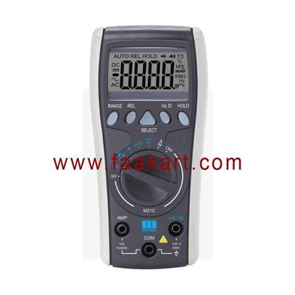 Picture of Digital Multimeter - M21C