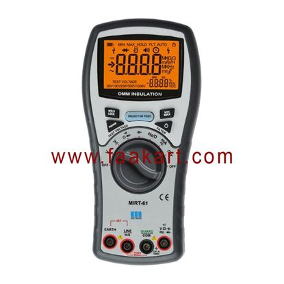 Picture of Digital Multimeter Insulation Tester 1KV