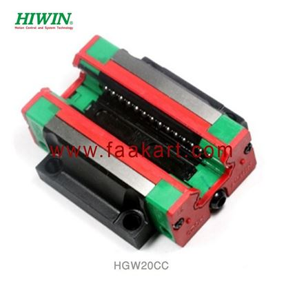 Picture of HGW20CC Hiwin Linear Block
